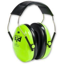 Le casque antibruit 3 M Peltor Kid